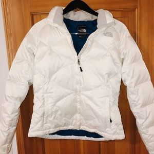 North Face 550 Puffer Jacket